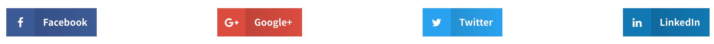 Elementor ProのShare Buttonsウィジェット