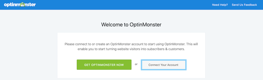 OptinMonsterとプラグインを連携する