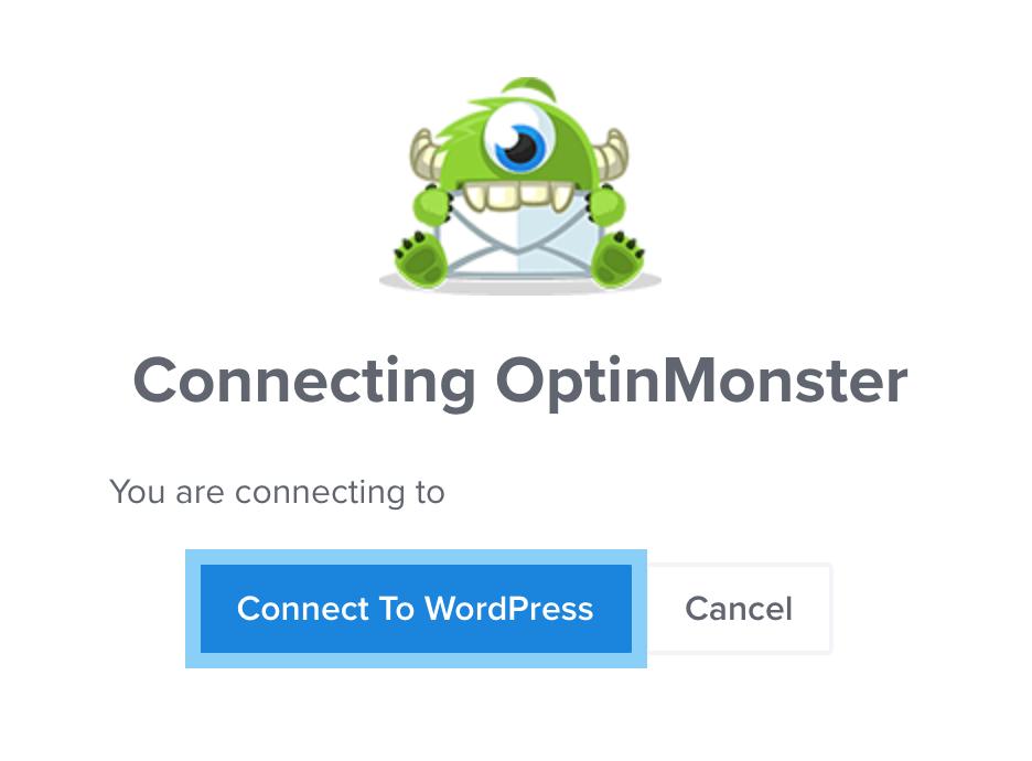 OptinMonster WordPress 連携