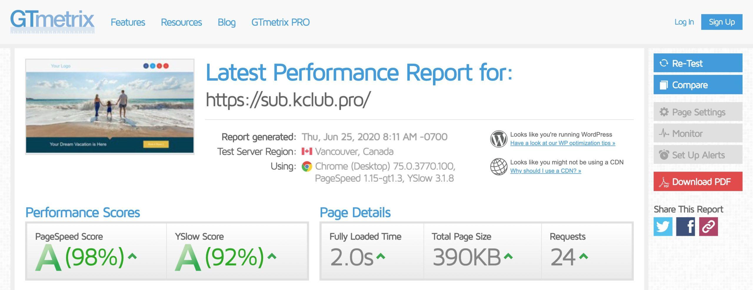 05 HTTPのリクエスをを減らすコードを追加した後のテスト scaled