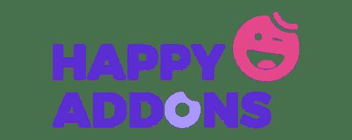 happyaddonsのlogo